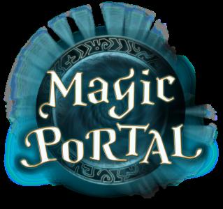 Game Logo Magic Portal EN